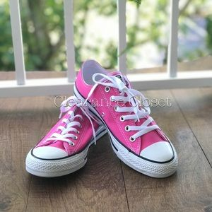 4e762542149143 Converse Shoes - NWT Converse AdVulc Classic Pink WMNS AUTHENTIC